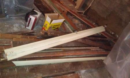 Wood pile - next task