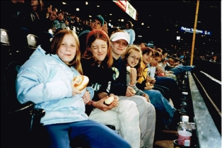 12 years old - Safeco