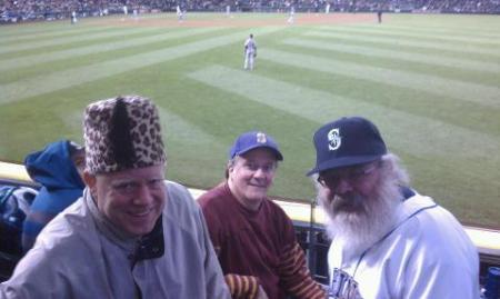 The 3 Intrepid Amigos