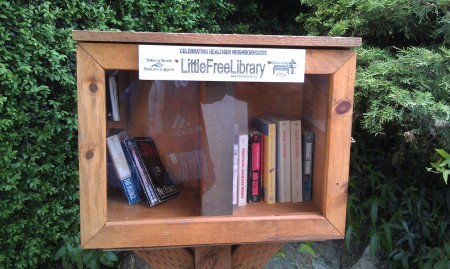 5-19-2013 Little Library