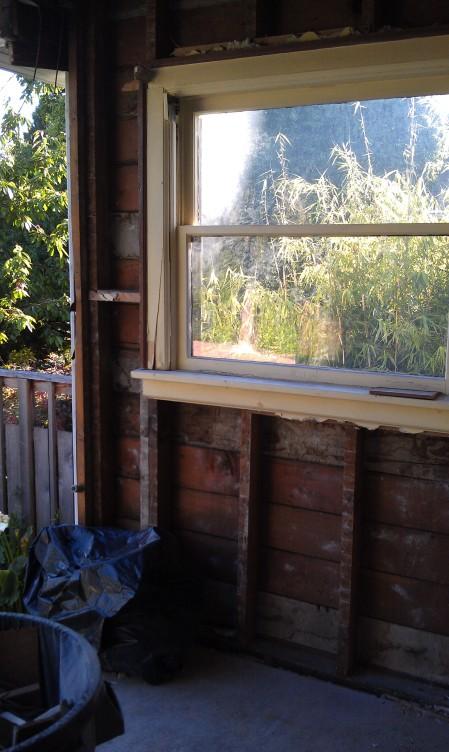 Outdoor Indoor Window