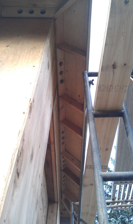 6-26-2013 Kitchen eaves with venting