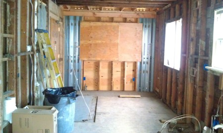 6-28-2013 Kitchen ready for the next step