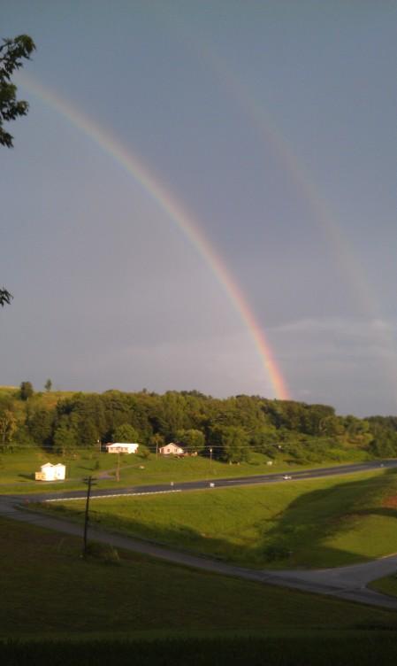 Rey's Rainbow