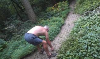 Weeding Walk