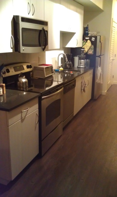 Apartment Galley