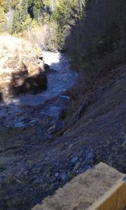 Old Elwha Dam Site