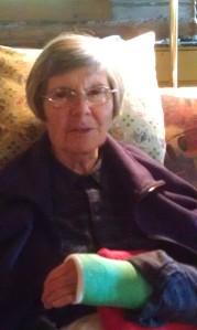 Grandma (or Mom)