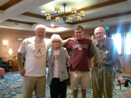 Carl, Doris, Rey & Bob