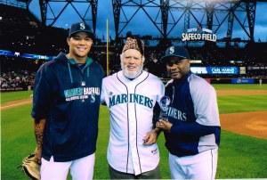 Taijuan Walker, Carl, and Lloyd McLendon