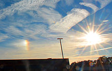 Sun dogs, care of Wikipedia