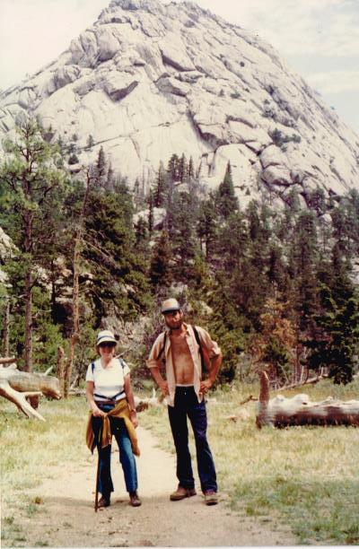 1981 Doris and Bruce