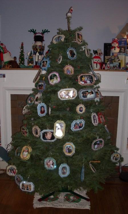 2009 xmas tree