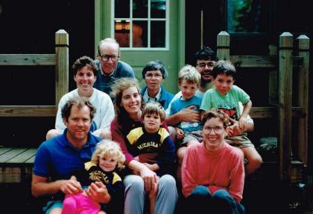 Family + Cabin 1991 maybe